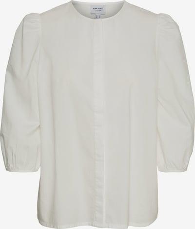 AWARE by Vero Moda Bluse 'Ofia' in weiß, Produktansicht