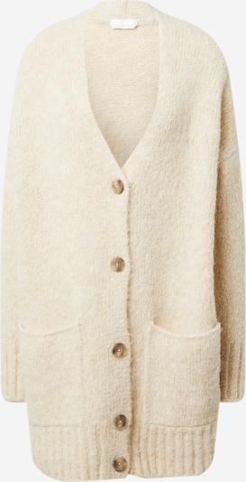 BOSS Casual Neuletakki 'Fylda' värissä valkoinen, Tuotenäkymä