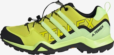 adidas Terrex Wanderschuh 'Swift R2' in gelb / mint, Produktansicht