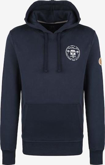 VAN ONE Sweatshirt in de kleur Donkerblauw, Productweergave