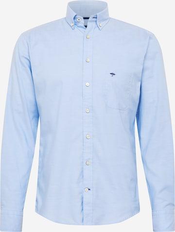 FYNCH-HATTON Hemd 'All Season' in Blau