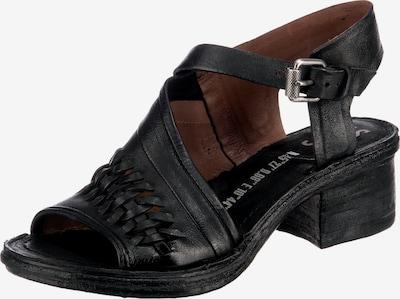 A.S.98 Sandale 'Kenya' in schwarz, Produktansicht