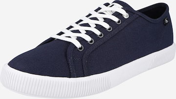 Calvin Klein Jeans Sneaker in Blau