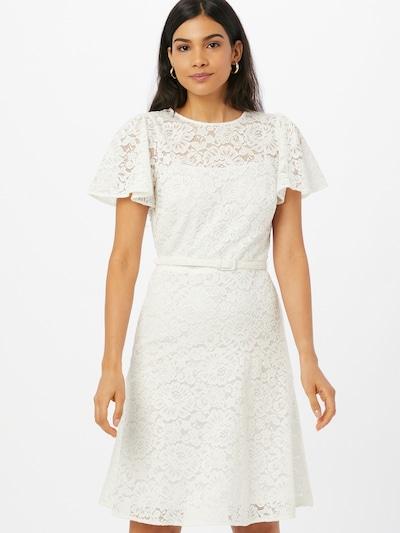 Lauren Ralph Lauren Kleid 'BLANCHE' in weiß, Modelansicht