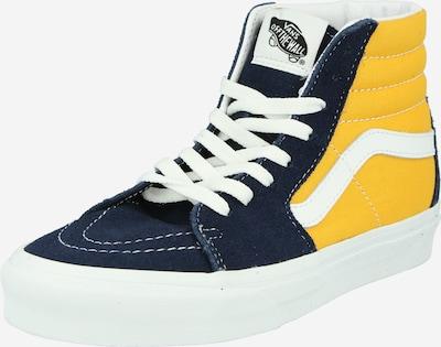 VANS Unisex - Sneaker 'UA SK8-Hi' in blau / senf, Produktansicht