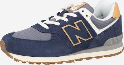 new balance Sneaker in indigo / weiß, Produktansicht