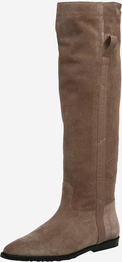 Fred de la BretoniÈre Stiefel in taupe, Produktansicht