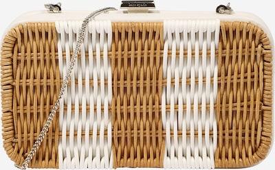 Kate Spade Pochette en noisette / blanc, Vue avec produit