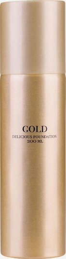 Gold Haircare Foundation 'Delicious' in, Produktansicht