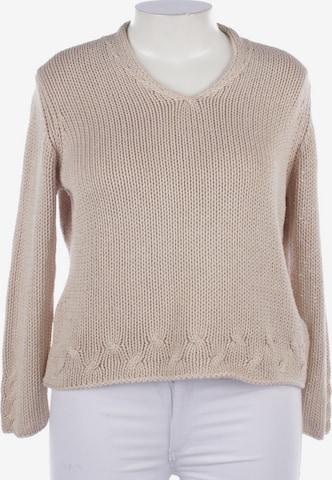 Luisa Cerano Sweater & Cardigan in XL in Brown