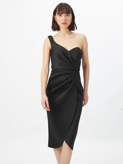 Jarlo Cocktailkleid 'HANNE' in schwarz, Modelansicht