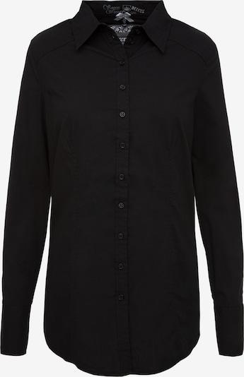 Soccx Bluse in schwarz, Produktansicht