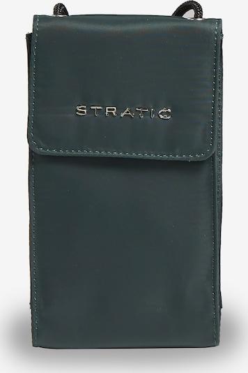Stratic Smartphonehoesje in de kleur Petrol, Productweergave