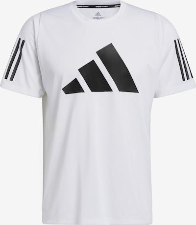 ADIDAS PERFORMANCE Funkčné tričko 'FreeLift' - čierna / biela, Produkt