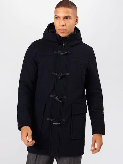 Superdry Płaszcz przejściowy w kolorze niebieska nocm, Podgląd na modelu(-ce)