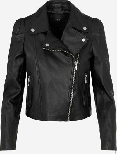 Y.A.S Between-Season Jacket 'Finolo' in Black, Item view