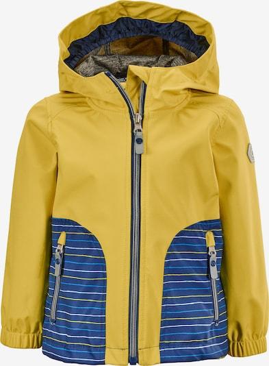 KILLTEC Sport-Jacke in navy / hellblau / senf / weiß, Produktansicht