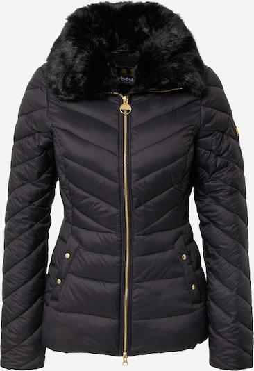 Barbour International Winter Jacket in Black, Item view