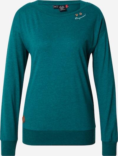 Ragwear Sweater majica 'NEREA' u tamno zelena, Pregled proizvoda
