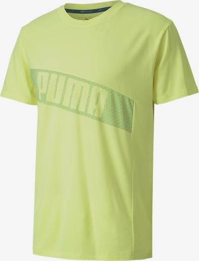 PUMA T-shirt in grün, Produktansicht