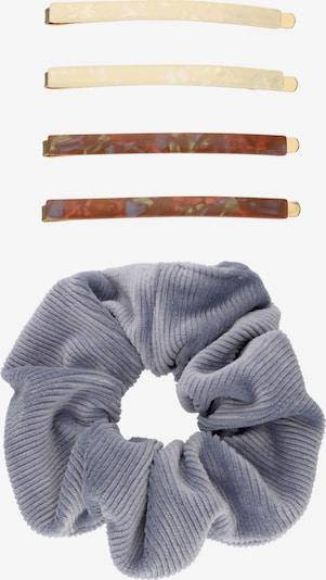 Six Jewelry Set in Cream / Brown / Grey, Item view
