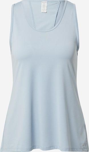 Sport top 'ARIEL' Marika pe albastru deschis, Vizualizare produs