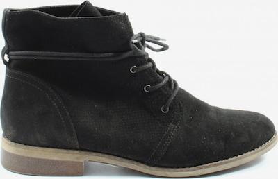 Graceland Schnür-Stiefeletten in 44 in schwarz, Produktansicht