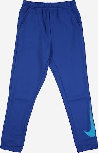 NIKE Sportbroek in de kleur Blauw / Aqua, Productweergave