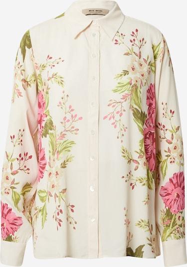 MOS MOSH Bluse 'Taylor' in ecru / mischfarben, Produktansicht