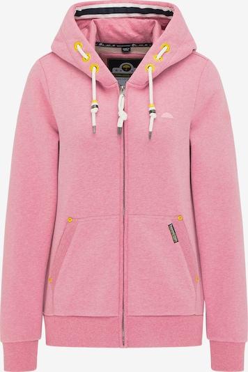 Schmuddelwedda Sweatjacke in rosa, Produktansicht