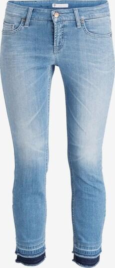 Cambio Jeans in de kleur Blauw: Vooraanzicht