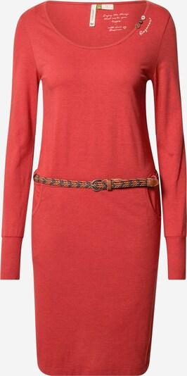 Ragwear Kleid 'Montana' in rot, Produktansicht
