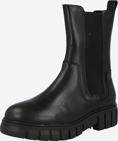 Shoe The Bear Chelsea-saapad 'REBEL' must, Tootevaade