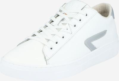 HUB Baskets basses 'Hook-Z' en blanc naturel, Vue avec produit