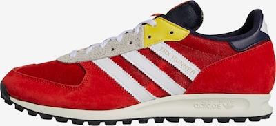 ADIDAS ORIGINALS Sneaker 'TRX' in navy / gold / hellgrau / rot / weiß, Produktansicht