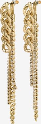 Pilgrim Σκουλαρίκια 'Radiance' σε χρυσό