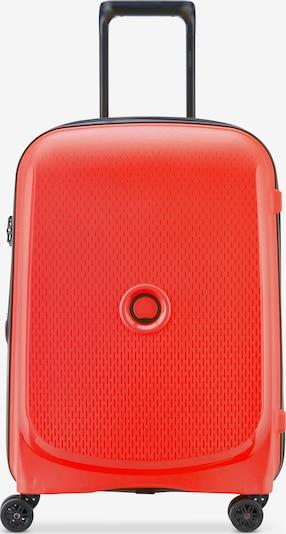 DELSEY Trolley in de kleur Rood, Productweergave