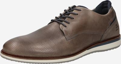 taupe BULLBOXER Fűzős cipő, Termék nézet