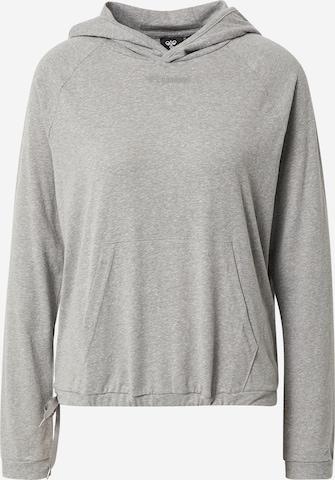 HummelSportska sweater majica 'Zandra' - siva boja