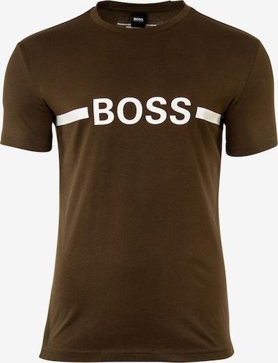 BOSS Casual Shirt in de kleur Bruin, Productweergave