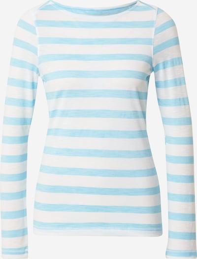 CRAGHOPPERS Функционална тениска 'Erin' в светлосиньо / бяло, Преглед на продукта