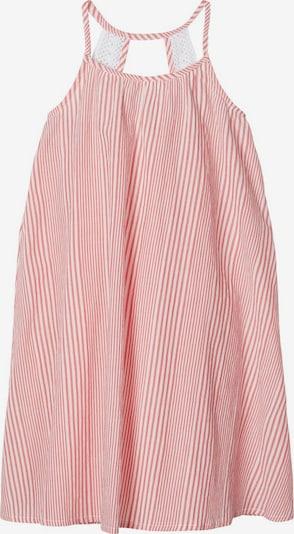 NAME IT Midikleid in rosa / weiß, Produktansicht