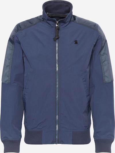 G-Star RAW Tussenjas 'Meson track jacket' in de kleur Donkerblauw, Productweergave