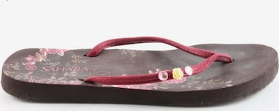 Sa.Hara Sandals & High-Heeled Sandals in 38 in Pink, Item view
