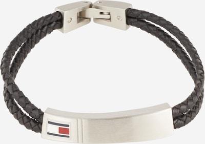 TOMMY HILFIGER Bracelet en noir / argent, Vue avec produit