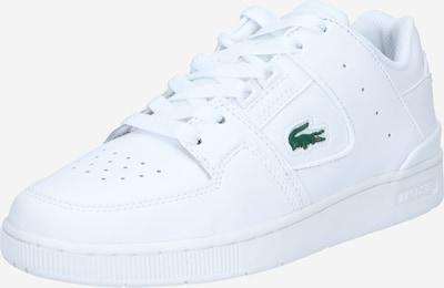 LACOSTE Matalavartiset tennarit värissä vihreä / valkoinen, Tuotenäkymä