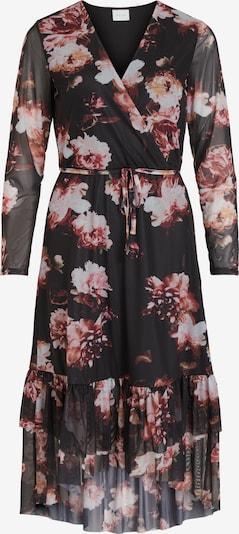 VILA Šaty 'MEMIS' - růže / černá, Produkt