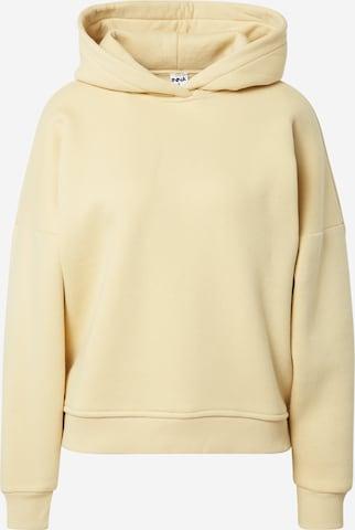 ABOUT YOU x INNA Sweatshirt 'Alessia' in Beige