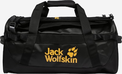 JACK WOLFSKIN Bolsa de deporte 'Expedition Trunk' en amarillo / negro, Vista del producto