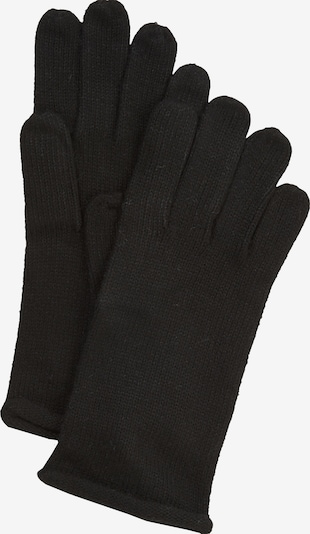 s.Oliver BLACK LABEL Handschuhe in schwarz, Produktansicht